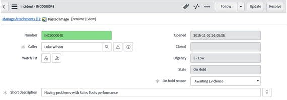 ServiceNow jargon | SpringerLink