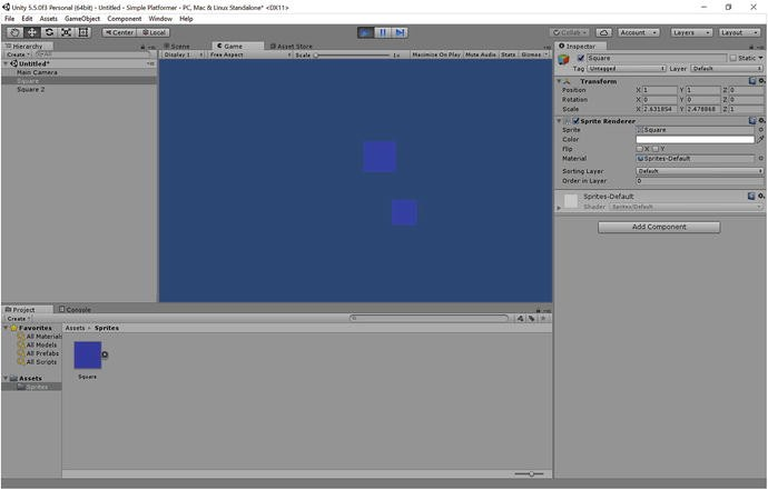 Finding Your Way Around Unity | SpringerLink