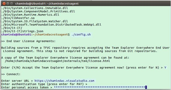 Configuring TFS2017/VSTS Build/Release Agents &