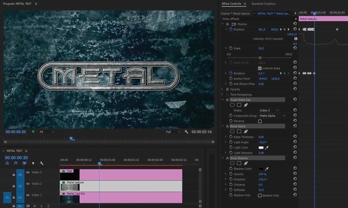Motion Graphics Inside Premiere Pro | SpringerLink