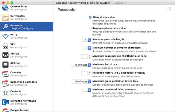Managing iPads with Apple Configurator   SpringerLink