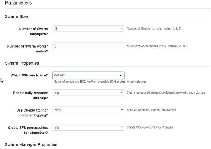 Using Docker for AWS to Create a Multi-Zone Swarm   SpringerLink