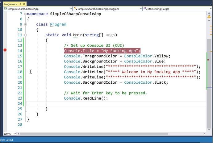 building c applications springerlink