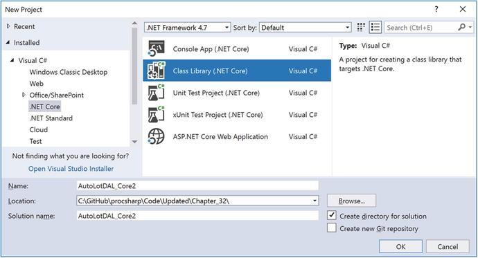 Introducing Entity Framework Core   SpringerLink
