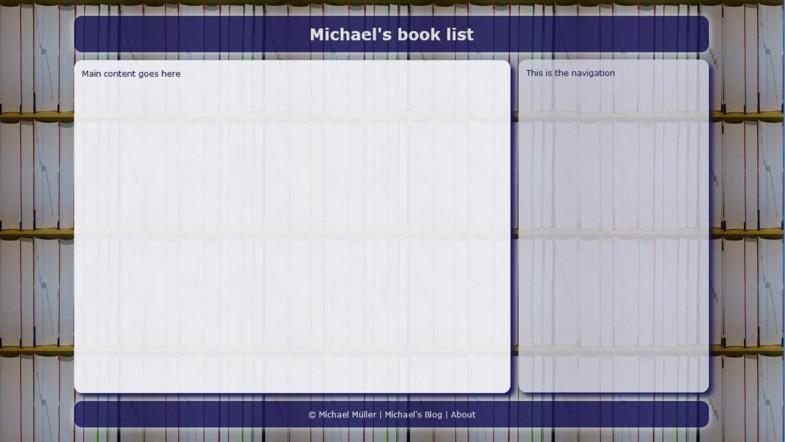 Starting the Books App   SpringerLink