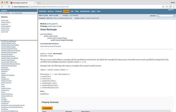 Getting a Jump-Start in JavaFX   SpringerLink