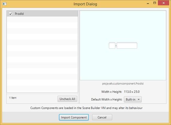 Using Scene Builder to Create a User Interface   SpringerLink