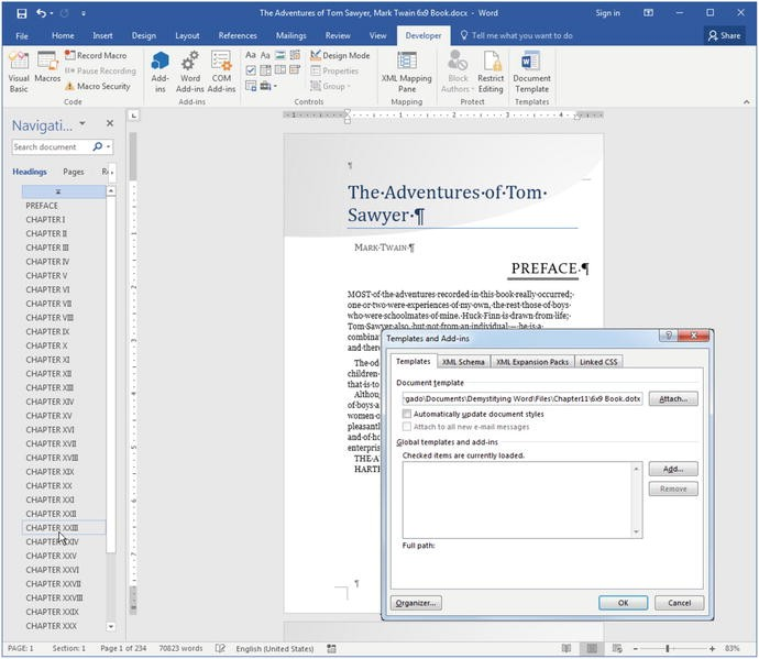 Creating and Using Templates | SpringerLink
