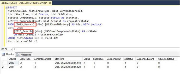 Search Configuration and Troubleshooting   SpringerLink