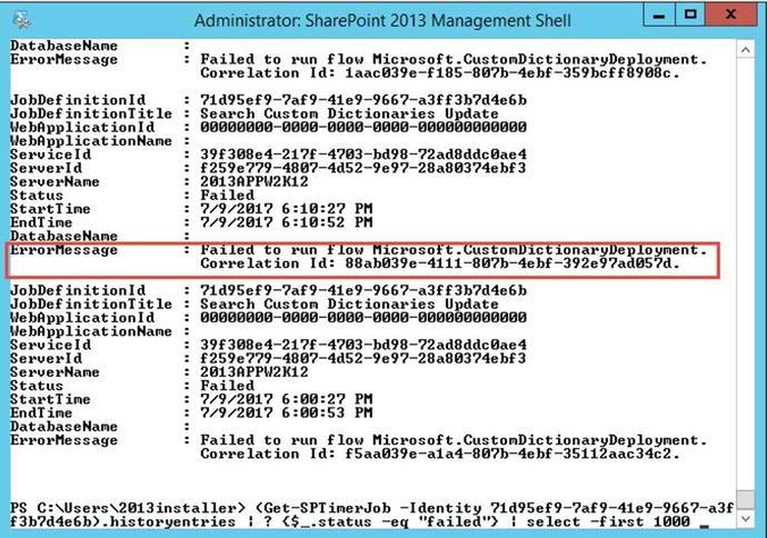 Service Application Troubleshooting | SpringerLink