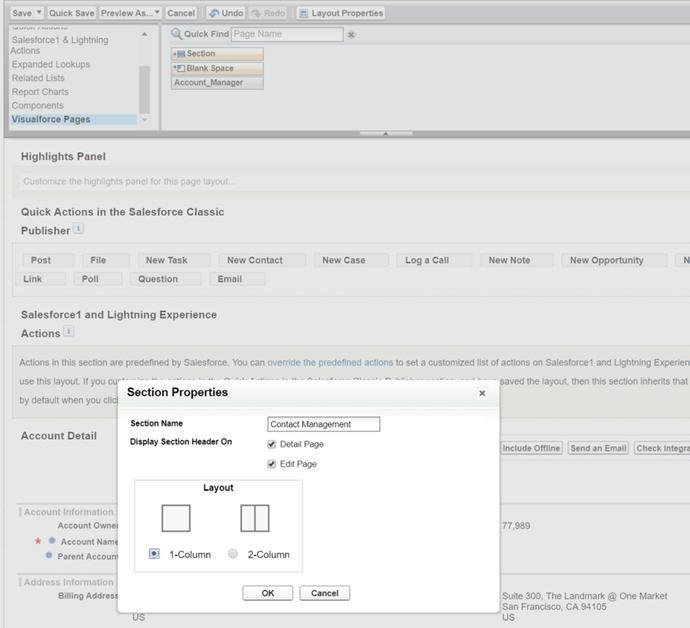 Visualforce with Apex | SpringerLink