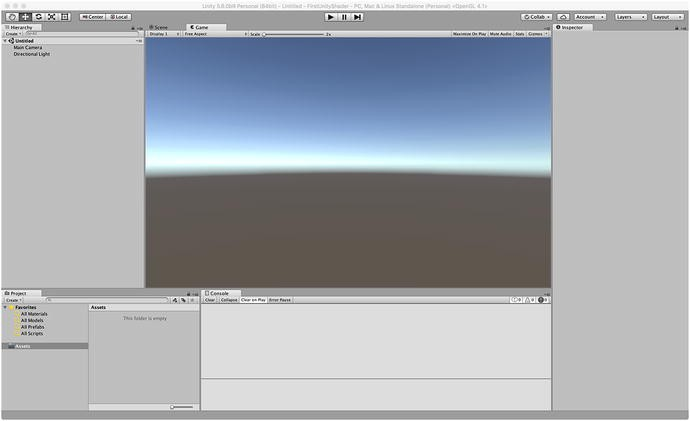 Your First Unity Shader | SpringerLink