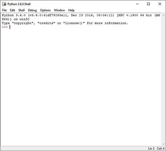 A Crash Course in Python   SpringerLink