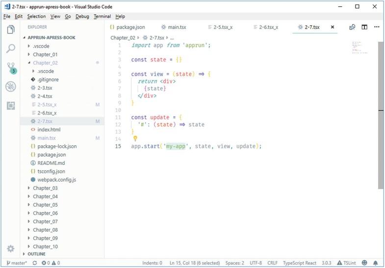 AppRun Development Environment   SpringerLink