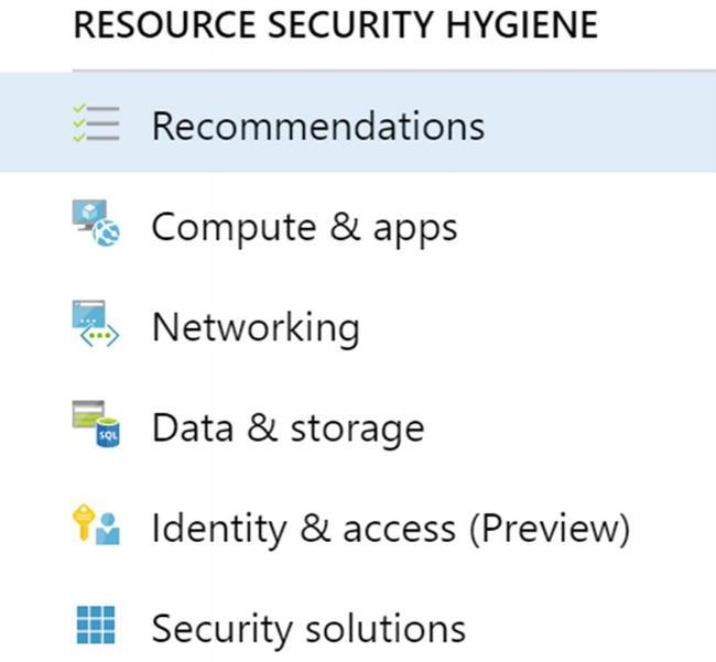 Azure Security Center | SpringerLink