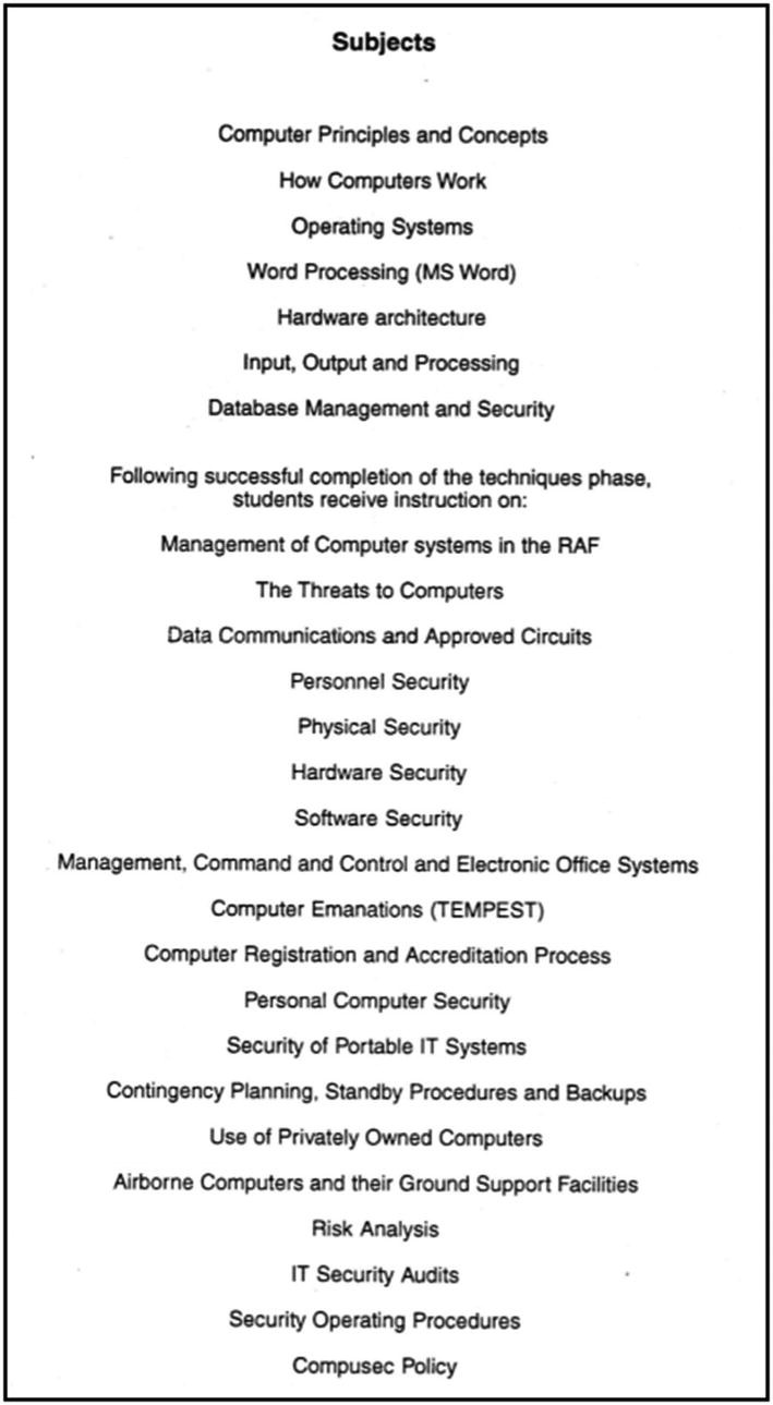 Compliance A Team Effort Springerlink