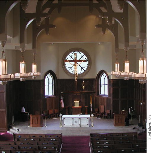 Worship Spaces: 751–1000 Seats | SpringerLink