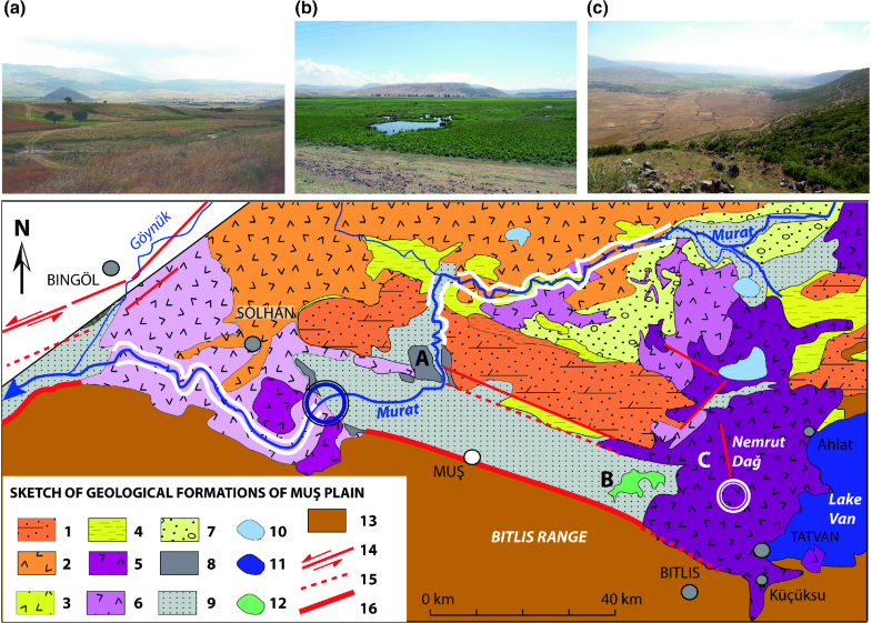 The Geomorphological Regions of Turkey | SpringerLink