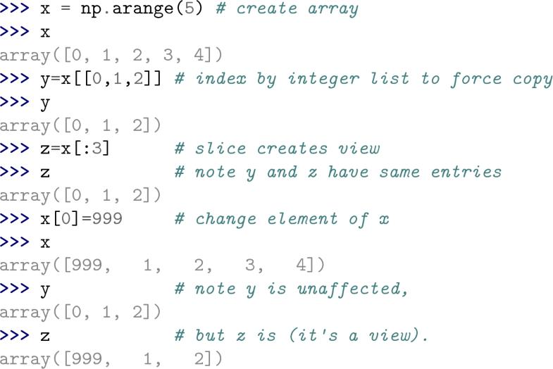 Getting Started with Scientific Python | SpringerLink