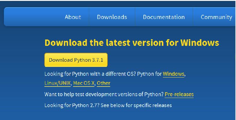 Setting Up the Python Environment   SpringerLink