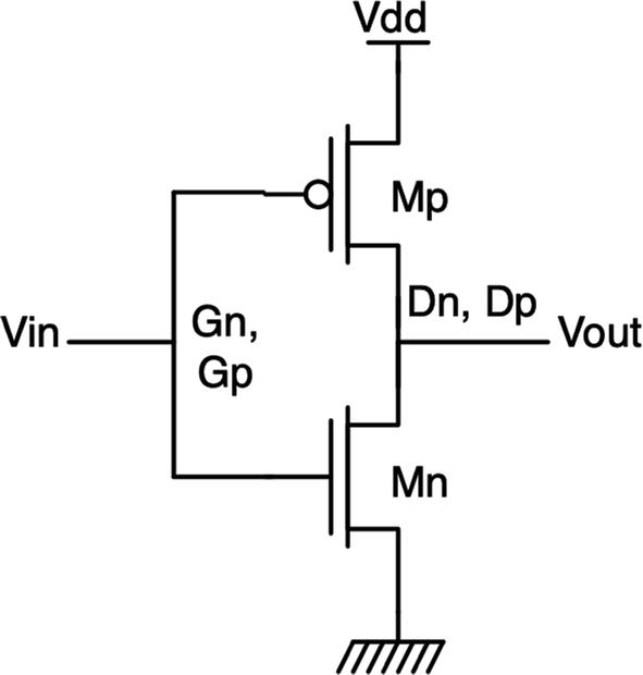 Demorgan Inverter
