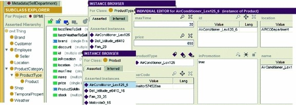 Extending CPN Tools with Ontologies to Support the