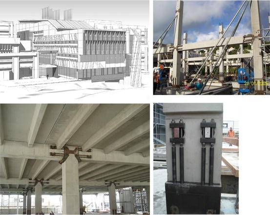 """Towards the """"Ultimate Earthquake-Proof"""" Building: Development of an"""