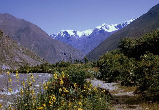 The Sacred Valley as a Zone of Productivity, Privilege and