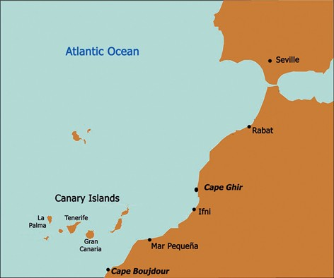 The Archaeology of the Early Castilian Colonialism in Atlantic
