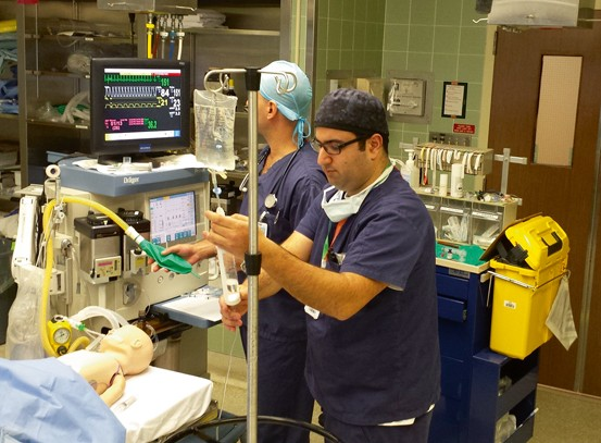 Simulation for Pediatric Anesthesia | SpringerLink