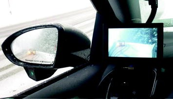 A4 RIGHT SIDE Wing Mirror Glass Wide Angle 2009 June to 2015