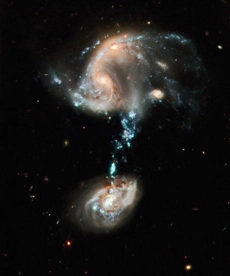 The Anatomy of Galaxies | SpringerLink