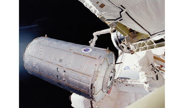 The Shuttle Iss Assembly Missions Springerlink