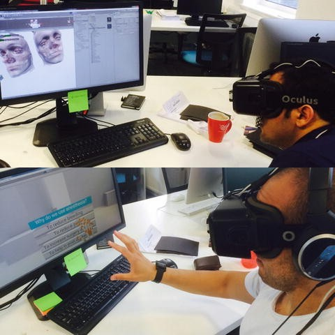 VR Surgery: Interactive Virtual Reality Application for Training ...