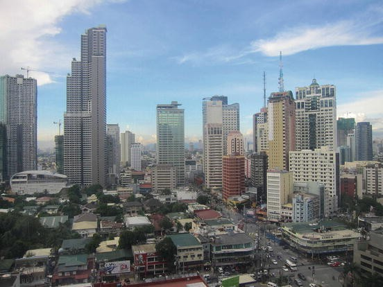 The Growth Of Greater Manila SpringerLink