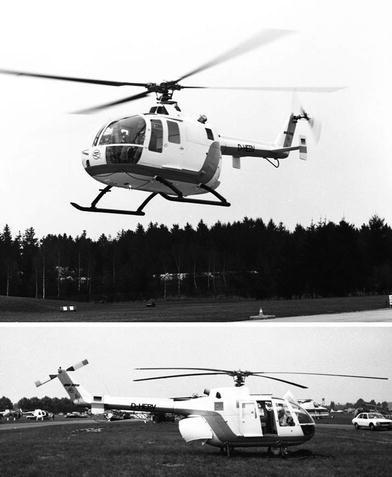 Helicopter In-Flight Simulator Bo 105 ATTHeS | SpringerLink