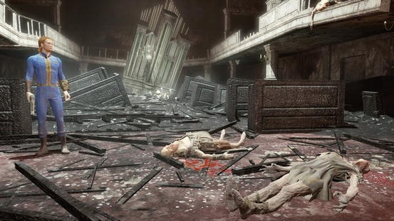 Pessimism: Critiques of Religion and Technology in the Fallout Games