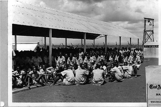 """A Place of Hope: Wamumu Rehabilitation Camp (""""Eton of Africa"""