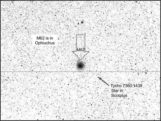 Messier 37 To Messier 74