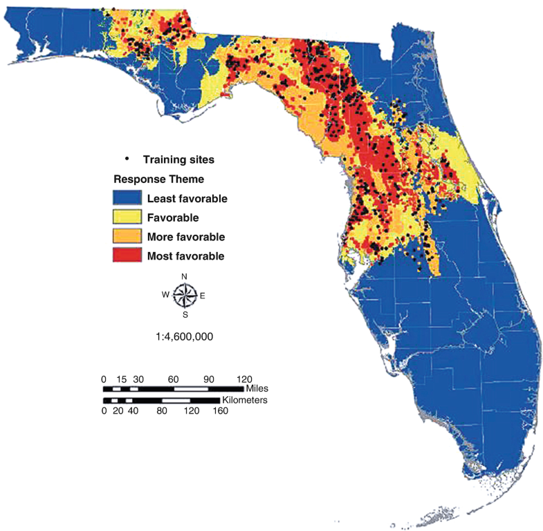 Caves And Sinkholes In Florida Springerlink