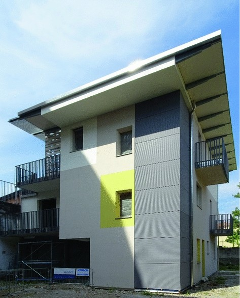 NZEB and Active House: A Case Study of Residential Building in ...
