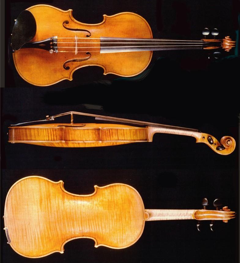 Violins and Bowed Strings | SpringerLink