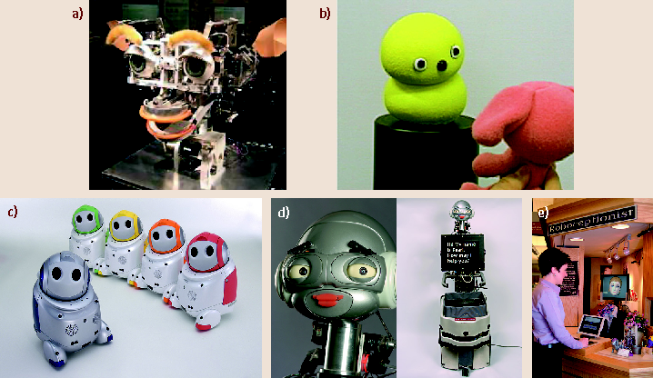 Social Robots that Interact with People | SpringerLink