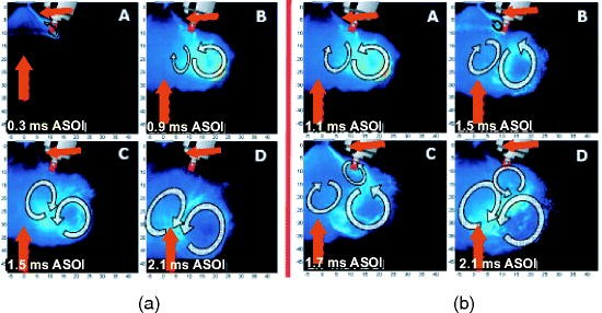 Flow, Mixture Preparation and Combustion in Four-Stroke Direct ...