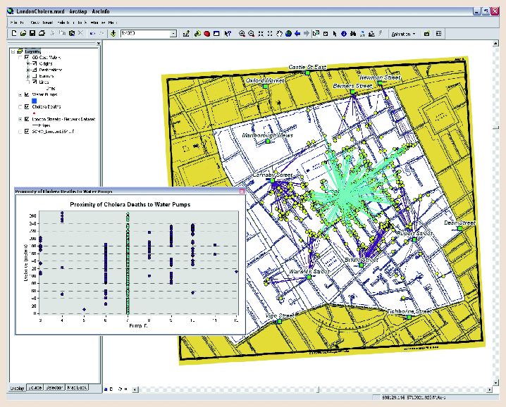 GIS in Health and Human Services | SpringerLink