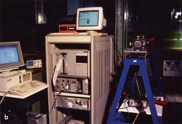 Laser Entfernungsmesser Wasseroberfläche : Messung des durchflusses springerlink