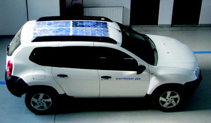 Plug-In Hybrid Vehicle with a Lithium Iron Phosphate Battery