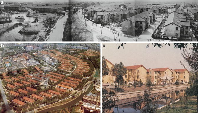 Observation of the Different Urbanisation Situations in