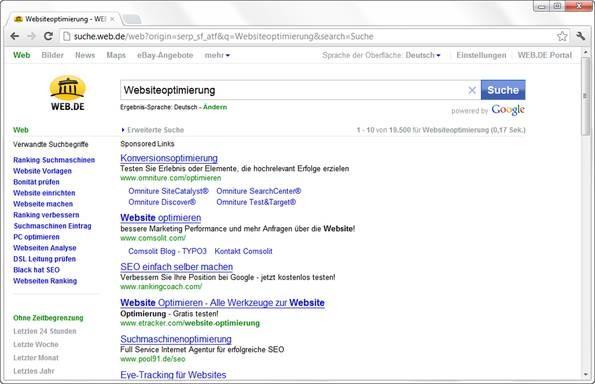 Besser auffindbar – Suchmaschinenoptimierung   SpringerLink