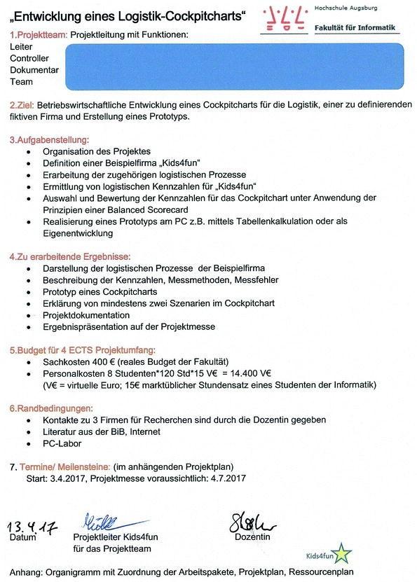 Studentische Projekte durchführen | SpringerLink